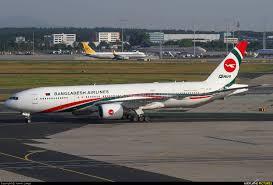 Biman Bangladesh Airlines Boeing 777 266 Er Biman