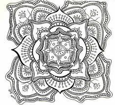 coloring sheet detail