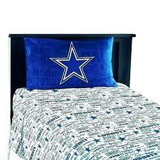 dallas cowboys bed set