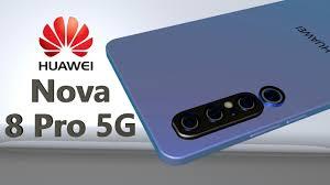 Huawei Nova 8 Pro 5G|