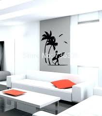 surfer wall decal surfboard