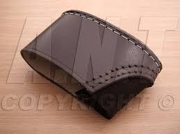 12 gauge shot leather slip on recoil pad