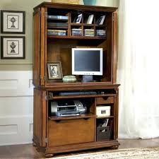 office desk armoire. Fascinating Alluring Endearing White Curtain Near Astounding Compact Office Desk Cabinet With And Charming Rug Armoire