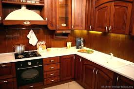 classic cherry kitchen cabinets cherry wood kitchen kitchen cabinets traditional dark wood cherry color wood hood