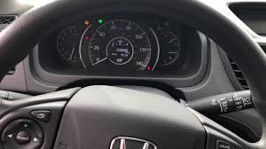 Honda Fit Oil Light How To Turn Off Hazard Lights On Honda Crv Pogot