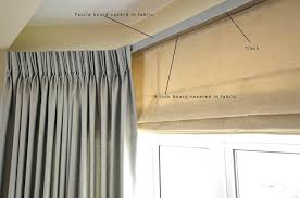 racks ceiling curtain track ikea ceiling fix curtain track with gap over top of track