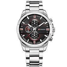 <b>Mens Watches</b>,<b>CURREN Watches</b> Quartz Analog Calendar,<b>Wrist</b> ...
