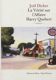 LA VERITE SUR L'AFFAIRE HARRY QUEBERT (couverture)