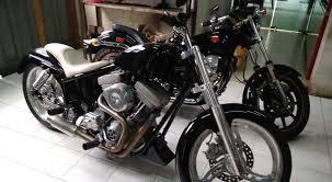 motor koleksi dari bimo motor custom foto carmudi indonesia ben