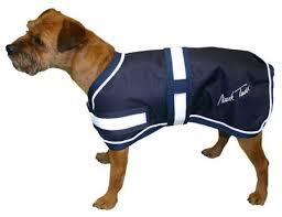 mark todd waterproof dog rug navy