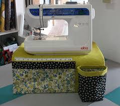 Sewing Machine Apron Free Pattern