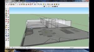 Les 3 Sketchup Een Huis Inrichten Youtube