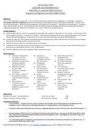 cisa resume