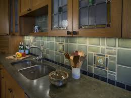 Diy Tile Kitchen Countertops Resurfacing Kitchen Countertops Hgtv