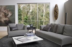 Living Room Accessory Inspirational Gray Fabric Living Room Couch Added White Rectangle