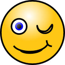 Wink Smiley Clip Art At Clker Com Vector Clip Art Online Royalty