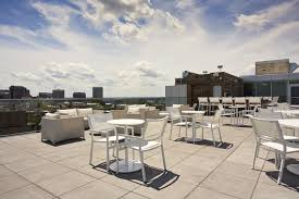 Rooftop Seating With View