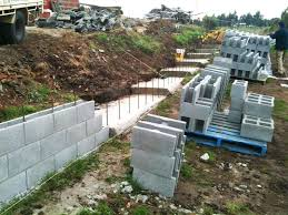 Small Picture Reinforced Concrete Retaining Walls Retaining Wall Blocks Hobart