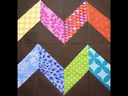 zig zag quilt pattern - YouTube & zig zag quilt pattern Adamdwight.com