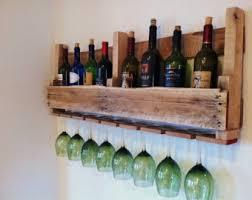 pallet wine rack. Pallet Wine Rack, Reclaimed Wood, 24 Stain Colors, Order By 12-16 Rack