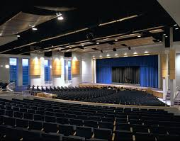 The Community Center Consists Of A 1200 Seat Auditorium