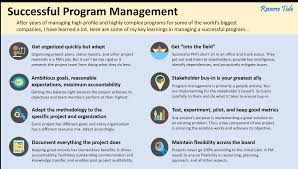 How To Get Into Management Program Management Reverse Tide Business Services