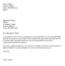 Cover Letter Ask For Interview 5 Application For Interview Letter