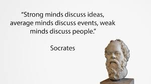 Famous Quote By Socrates
