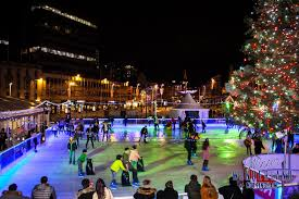 The East Midland's largest real Ice Rink - <b>Winter</b> Wonderland ...