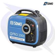 yamaha inverter generator 2000. sdmo ipro 2000 2kva/1.6kw yamaha inverter generator