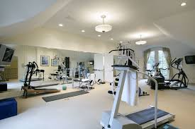 Homes Luxury Gyms Pinterest Home Gym
