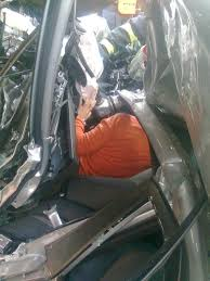A Giant Truck Crushed Her Car Beyond Recognition. When They Looked ...