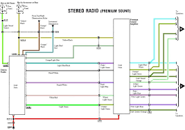 1998 mustang stereo wiring diagram dolgular com 2002 f150 ignition wiring diagram at 2002 Ford F 150 Radio Wiring Diagram