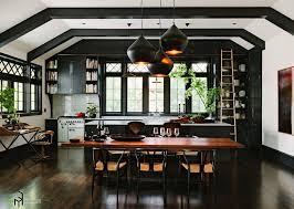 stunning pendant lighting room lights black. Kitchen, Outstanding Kitchen Design Chic Wooden Furnitures Charming Black Pendant Lamps Stunning Appliances Cabinet Hardwood Lighting Room Lights