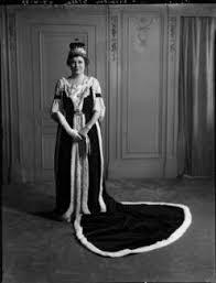 NPG x152759; Hilda Dillon (née Brunner), Viscountess Dillon - Portrait -  National Portrait Gallery