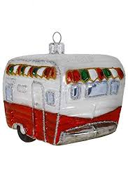 Hamburger Weihnachtskontor Christbaumschmuck Camper