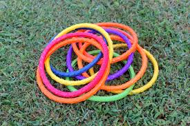 them for our fall carnival you can then have two kiddos play at once and then they can see who can get the most rings on