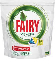 """<b>Капсулы</b> для посудомоечной машины <b>Fairy</b> """"<b>Original</b> All In One"""", с ..."""