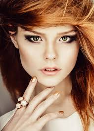 reader question the best makeup for redheads