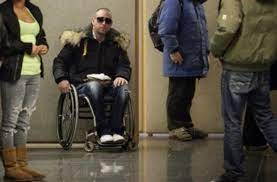 """Wheels"""" sues over treatment in prison"""