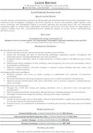 Resume For Police Officer Police Officers Resume Socialum Co