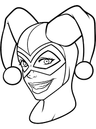 Here presented 54+ harley quinn drawing images for free to download, print or share. Get This Harley Quinn Coloring Pages Free 9lpd