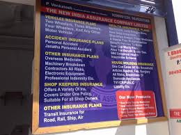 New India Insurance Family Floater Mediclaim Policy Premium Chart Insurance Plans New India Assurance Health General Company