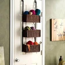 home espresso over the door 3 tier basket storage organizer kitchen