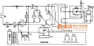 index 109 electrical equipment circuit circuit diagram glanz wp750a microwave circuit diagram