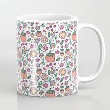Hello kitty coffee mug sanrio co tokyo japan kanesho green clover yellow white. Hello Kitty Coffee Mugs To Match Your Personal Style Society6