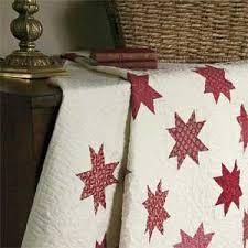 Stars: Fat Quarter Friendly Red & White Sawtooth Star Block Lap ... & Simply Stars: Fat Quarter Friendly Red & White Sawtooth Star Block Lap Quilt  Pattern Adamdwight.com