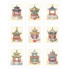 This article lists all of their affiliations as well as the easier credit cards that you can apply for which is very useful for those with a poorer credit score. Set Of 6 Chinoiserie Pagoda Architectural Drawing 8 X11 Prints Asian Prints And Posters By Paper Words Houzz