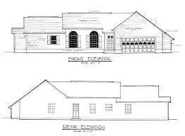house design plan elevations the site plan