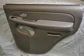 Used 2004 Chevrolet Tahoe Interior Door Panels & Parts for Sale